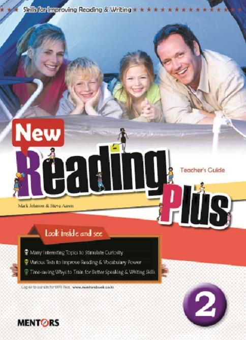 (교사용) New  Reading Plus Level 2