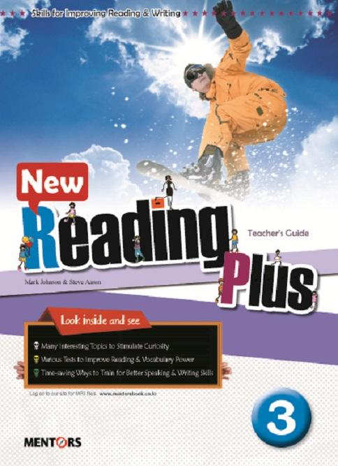 (교사용) New  Reading Plus Level 3
